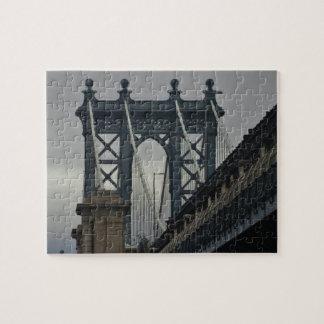 Manhattan Bridge NYC Landmark Puzzle