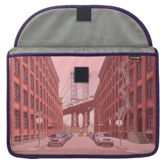 Manhattan Bridge Sleeve For MacBooks