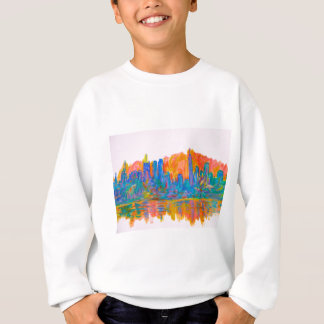 Manhattan Color Wave Sweatshirt