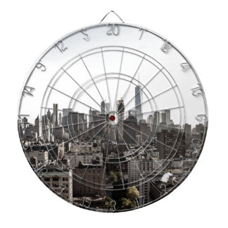 Manhattan Dartboard