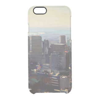 Manhattan from the Rockefeller Building 2012 Clear iPhone 6/6S Case
