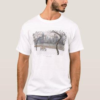 Manhattan in the Winter T-Shirt