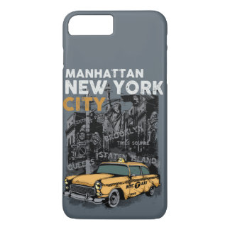 Manhattan iPhone 7plus Barely there case