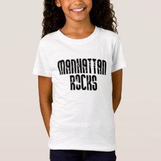 Manhattan New York Rocks T-Shirt