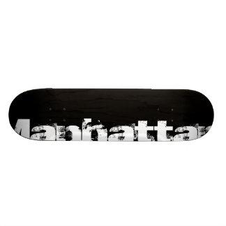 Manhattan - New York Skate Decks