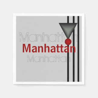 Manhattan Paper Napkins