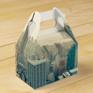 Manhattan Photo Favor Box
