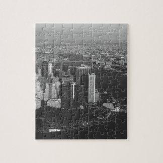 Manhattan Puzzles