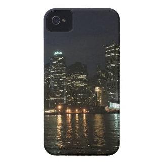Manhattan Skyline iPhone 4 Cover
