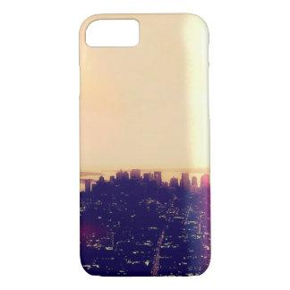 manhattan skyline iphone cover