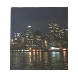 Manhattan Skyline Notepad