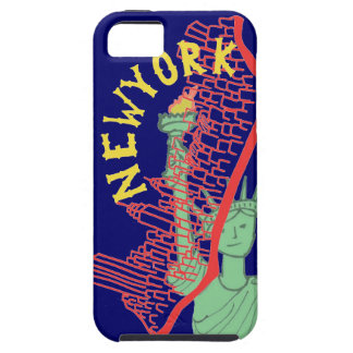 Manhattan Slant iPhone 5 Case