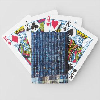 Manhattan Windows Bicycle Playing Cards