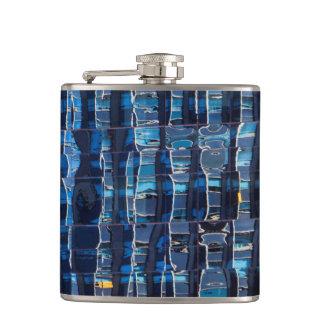 Manhattan Windows Hip Flask