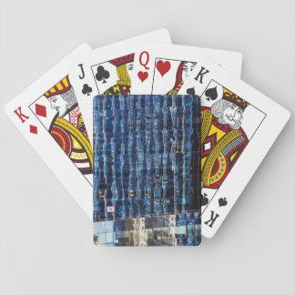 Manhattan Windows Playing Cards