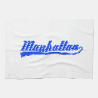 Manhattan With Swash Kitchen Towel