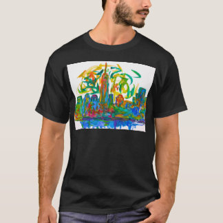 Manhatten Twirl T-Shirt