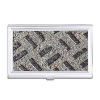 Manhole Cover Business Card Cases