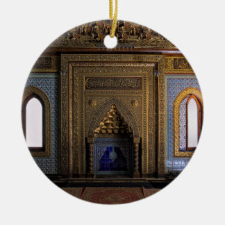 Manial Palace Mosque Cairo Ceramic Ornament