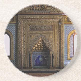 Manial Palace Mosque Cairo Coaster