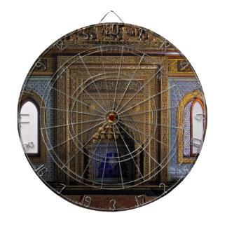 Manial Palace Mosque Cairo Dartboard