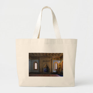 Manial Palace Mosque Cairo Large Tote Bag