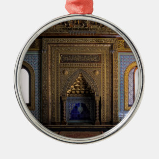 Manial Palace Mosque Cairo Metal Ornament