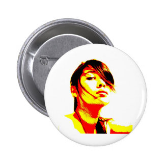 Manic Kin 3 Pinback Button