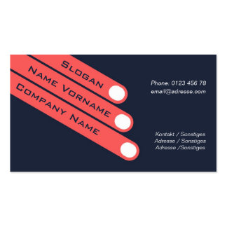 Manicure Pack Of Standard Business Cards