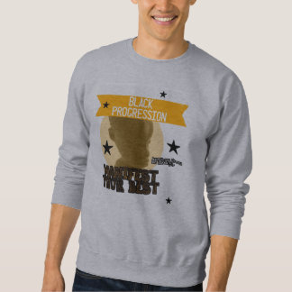 Manifest Your Best-gREY sweatshirt