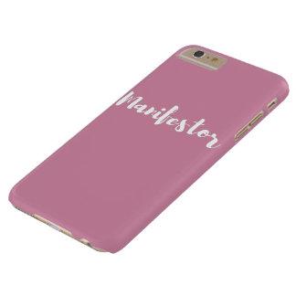 Manifestor iphone 6 Plus Case