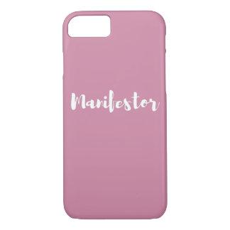 Manifestor iPhone 7 Case