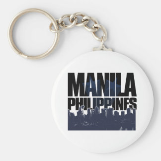 Manila PHILIPPINES Keychain
