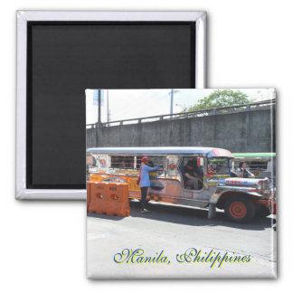 Manila, Philippines magnet