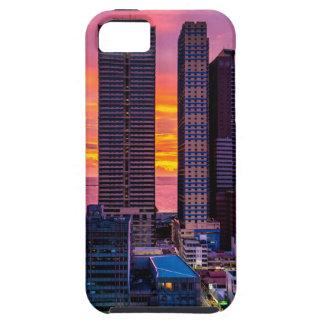 Manila Philippines Skyline iPhone 5 Case