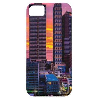 Manila Philippines Skyline iPhone 5 Cover