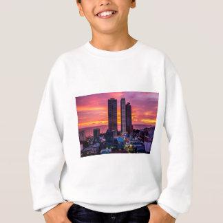 Manila Philippines Skyline Sweatshirt