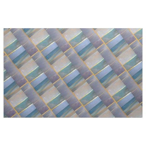 Manipulative Worn Muted Faded Classic Fabric