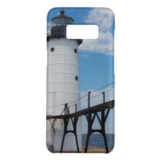 Manistee Lighthouse Case-Mate Samsung Galaxy S8 Case