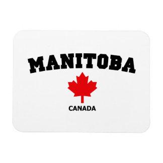 Manitoba Block Magnet