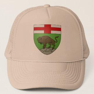 Manitoba, Canada Trucker Hat