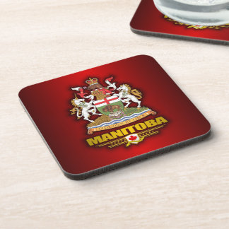 Manitoba COA Drink Coaster