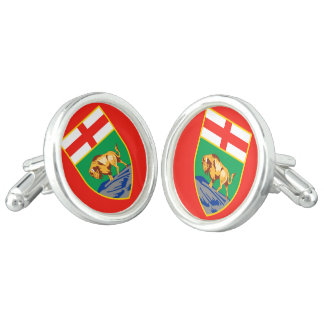 MANITOBA CUFF LINKS