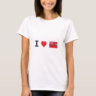 Manitoba Micro T-Shirt