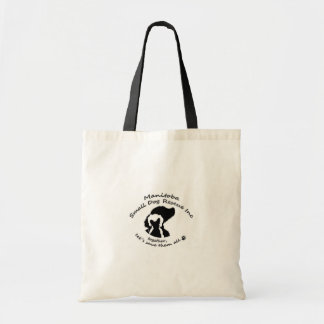 Manitoba Small Dog rescue Tote Bag