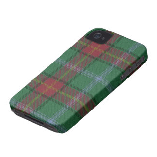Manitoba Tartan iPhone 4/4S BARELY THERE Case