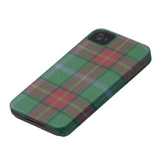 Manitoba Tartan iPhone 4/4S ID Case iPhone 4 Case-Mate Case