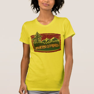 Manitou Springs Mountain T-Shirt