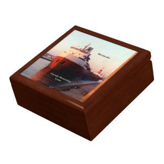 Manitoulin CSL keepsake box