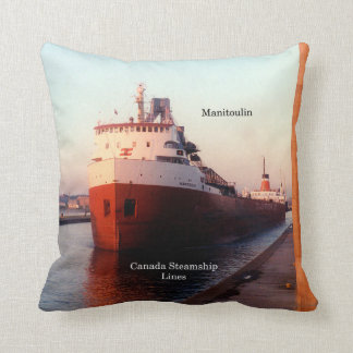Manitoulin CSL square pillow